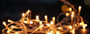 Luci di Natale: idee per illuminare casa